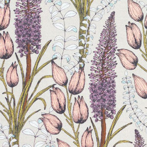 "Abigail Borg ""Foxtail Lily"" in Taupe"