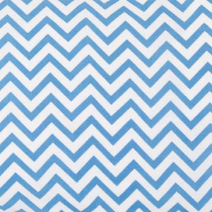 "Alamwar ""Chevron"" in Denim Blue"