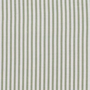 "Alex Conroy Textiles ""Small Stripe"" in Clover/Clover"