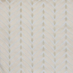 "Allegra Hicks ""Cut Velvet Zebrano"" in Beige Snow"