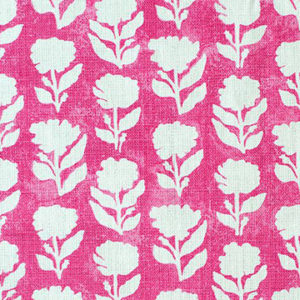 "Anna Spiro ""Marigold Solid"" in Bright Pink"