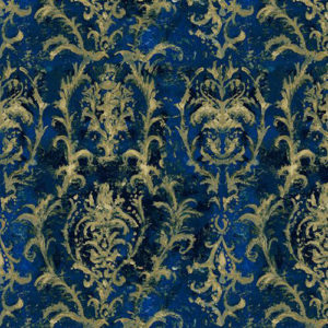 "Arley House ""Bergamo"" in Navy Gold 5"