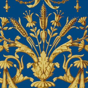 "Arley House ""Perino"" in Azure Gold 5"