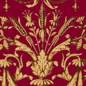"Arley House ""Perino"" in Crimson Gold 4"