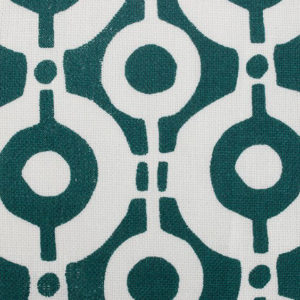 "Block and Brayer ""Chain"" in Emerald"