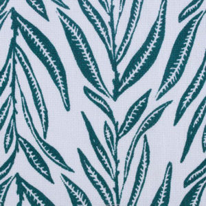 """Block and Brayer """"Leaves"""" in Emerald"""