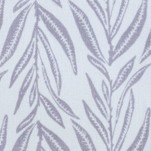 "Block and Brayer ""Leaves"" in Lavender"