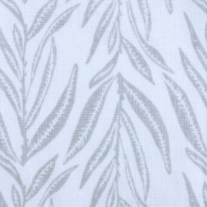 """Block and Brayer """"Leaves"""" in Pewter"""