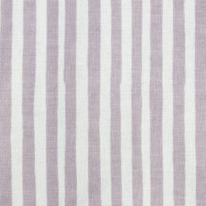 "Block and Brayer ""Mini Stripe"" in Lavender"