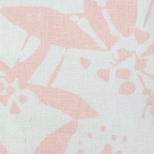 """Block and Brayer """"Mountain Laurel"""" in Pale Pink"""