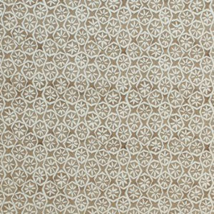 "Carolina Irving Textiles ""Andaluz"" in Sepia"