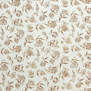 "Carolina Irving Textiles ""Candia"" in Brown"