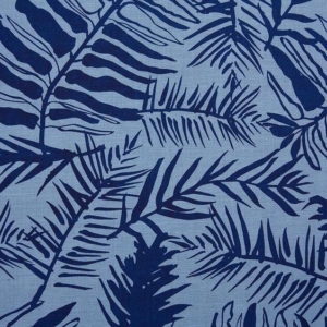 "Caroline Cecil ""Hutan"" in Navy & Monsoon"