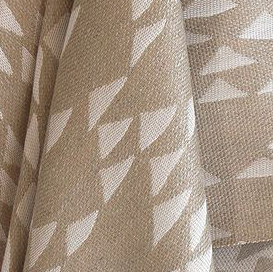 "Chris Barrett Textiles ""Veronia"" in Saltspur"
