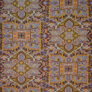 "Clarence House ""Turkish Carpet"" in Purple 2"
