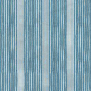 "Clay McLaurin Studio ""Mediterranean Stripe"" in Denim"