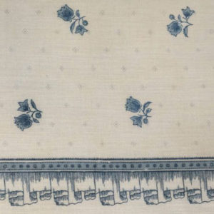 "Decors Barbares ""Polonaise"" in Blue"