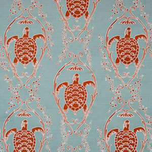"Katie Ridder ""Turtle Bay"" in Seafoam"