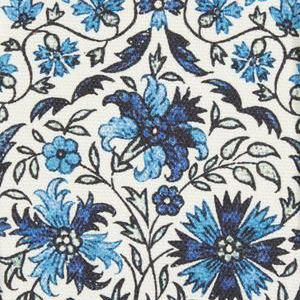 "Liberty London Fabrics ""Petronella Chintz"" in Delft"