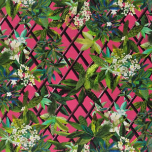 "Christian Lacroix for Designers Guild ""Canopy"" in Grenade"