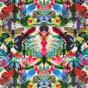 "Christian Lacroix for Designers Guild ""Caribe"" in Perroquet"