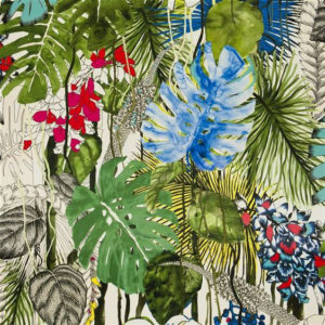 "Christian Lacroix for Designers Guild ""Jardin Exo'chic"" in Bourgainvillier"