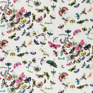 "Christian Lacroix for Designers Guild ""Mariposa"" in Perroquet"