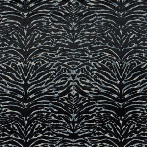 "Christian Lacroix for Designers Guild ""Soft Pantigre"" in Onyx"