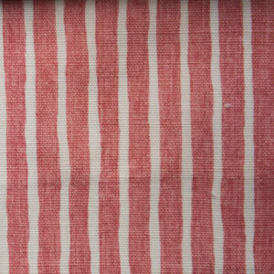 "Titley & Marr ""Kerala Stripe"" in Coral"