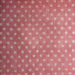 "Titley & Marr ""Madras Spot"" in Rose"