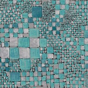 """Lalie Design """"Rubiscube"""" in Celadon"""