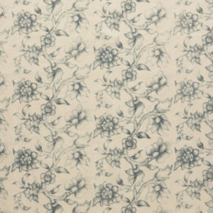 "Rose Tarlow ""Foliette"" in Baltic on Natural"