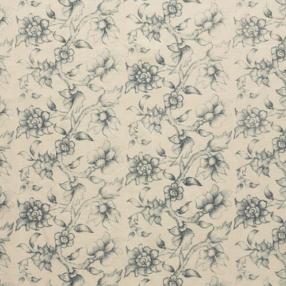 """Rose Tarlow """"Foliette"""" in Baltic on Natural"""