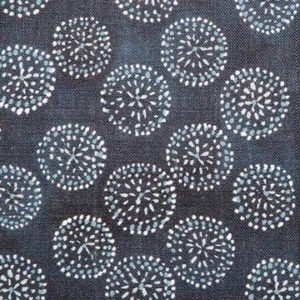 """Rebecca Atwood """"Dotted Floral"""" in Navy"""