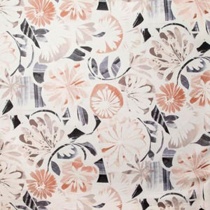 """Rebecca Atwood """"Floral Collage"""" in Multi Blush"""