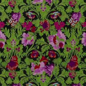 "Christian Lacroix for Designers Guild ""Bataille De Fleurs"" in Bougainvillier"