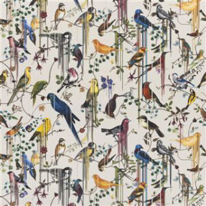 "Christian Lacroix for Designers Guild ""Birds Sinfonia"" in Jonc"