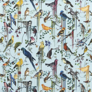"Christian Lacroix for Designers Guild ""Birds Sinfonia"" in Source"