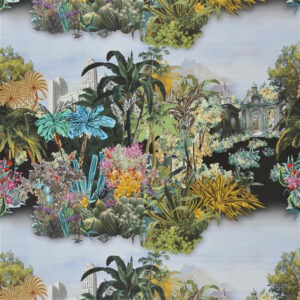 "Christian Lacroix for Designers Guild ""Bagatelle"" in Reglisse"