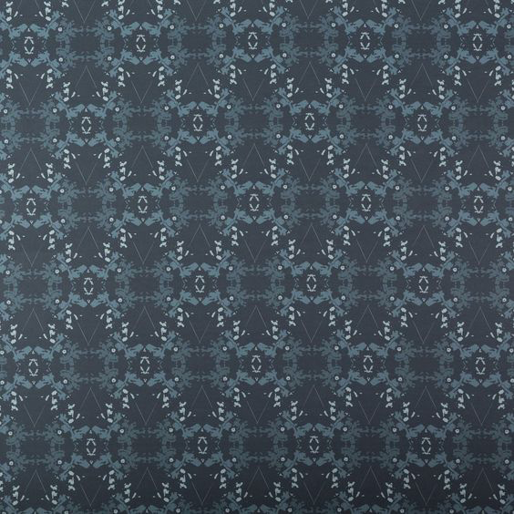 "Elworthy Studio ""Blackish Magic"" in Indigo"