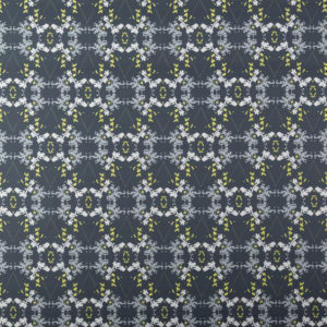 "Elworthy Studio ""Blackish Magic"" in Midnight & Chartreuse"