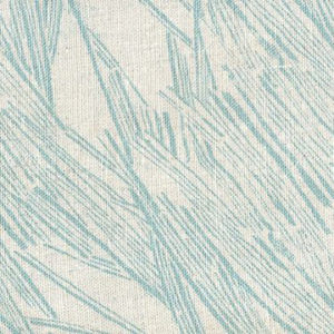 "Fayce Textiles ""Gather"" in Dusty Mint"