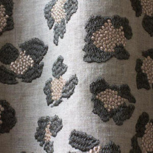 "Fret Fabrics ""Snow Leopard"" in Rose Gold"
