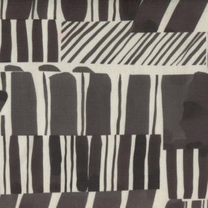 "Hable Construction ""Collage Stripe"" in Ink"