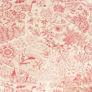"Kathryn M Ireland ""Toile"" in Peony"