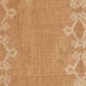 "Lisa Fine Textiles ""Aswan"" in Tabacco"