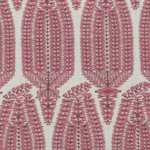 "Lisa Fine Textiles ""Ayesha"" in Coral"