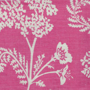 "Madder Cutch & Co ""Achillea Ground Large"" in Flamingo Pink"