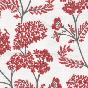 "Madder Cutch & Co ""Achillea"" in Madder Red & Slate"
