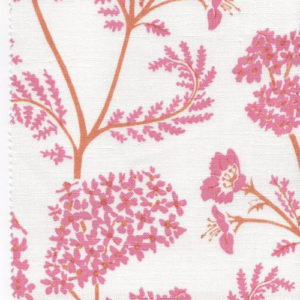 "Madder Cutch & Co ""Achillea"" in Saffron & Flamingo Pink"